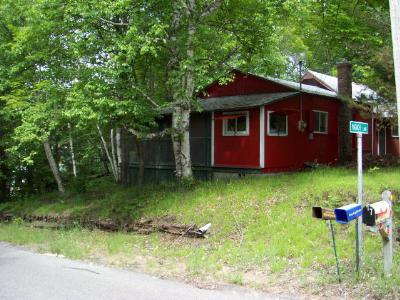 Tupper Lake NY Single Family Home For Sale: $34,000