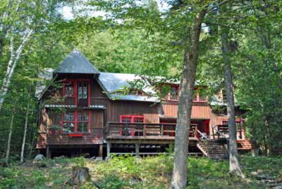 Lake Placid, Saranac Lake, Tupper Lake Single Family Home For Sale: 123 George Bliss Lane