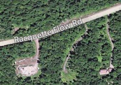 Franklin County Residential Lots & Land For Sale: 33 Raquette Flow Road