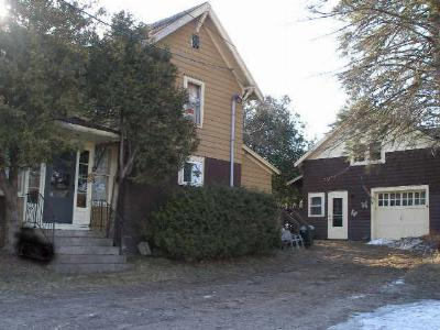 Tupper Lake NY Single Family Home For Sale: $59,900