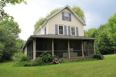 Elizabethtown, Jay, Keene, Keene Valley, Lake Placid, Westport, Wilmington, Loon Lake, Rainbow Lake, Saranac Lake, Tupper Lake Single Family Home For Sale: 27 Morning Hill Way
