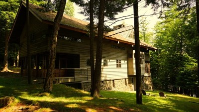 Lake Placid, Saranac Lake, Tupper Lake Single Family Home For Sale: 12 Bluff Island