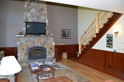 Lake Placid Condo/Townhouse For Sale: 16 Unit #3 Barkeater Way