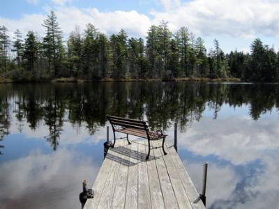 Lake Clear NY Vacation Rental For Rent: $1,750