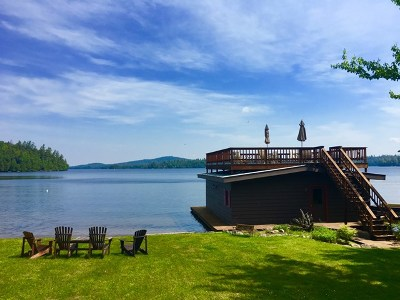 Upper Saranac Lake NY Single Family Home For Sale: $899,000