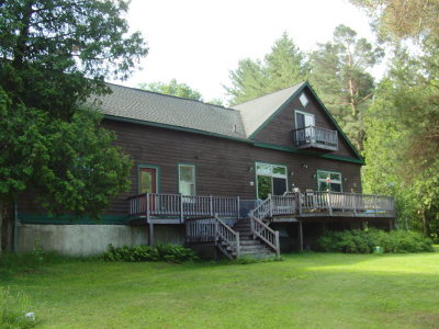 Tupper Lake NY Single Family Home For Sale: $549,000