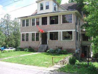 Saranac Lake NY Multi Family Home For Sale: $149,900