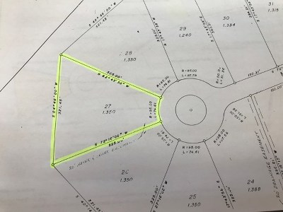 Franklin County Residential Lots & Land For Sale: 27 Sugar Maple Lane