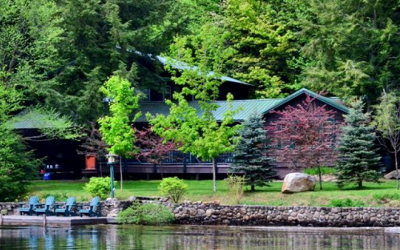 Lake Placid, Saranac Lake, Tupper Lake Single Family Home For Sale: 10 Harbor Hill Lane