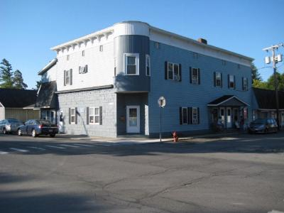Tupper Lake NY Commercial For Sale: $299,900