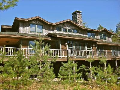 Lake Placid NY Single Family Home For Sale: $1,300,000