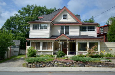 Saranac Lake NY Multi Family Home For Sale: $275,000