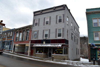 Saranac Lake Commercial For Sale: 13 Broadway