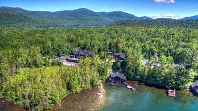 Lake Placid NY Single Family Home For Sale: $5,800,000