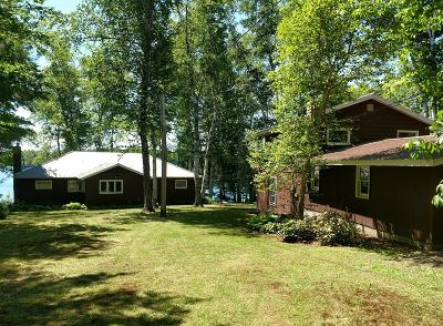 Franklin County Single Family Home For Sale: 151 N Little Wolf Road