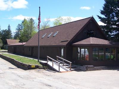Lake Placid Commercial For Sale: 6006 Sentinel Road