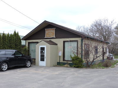Tupper Lake NY Commercial For Sale: $82,500