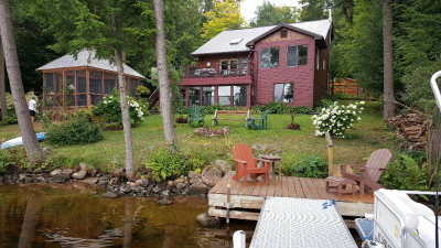 Cranberry Lake NY Single Family Home For Sale: $460,000