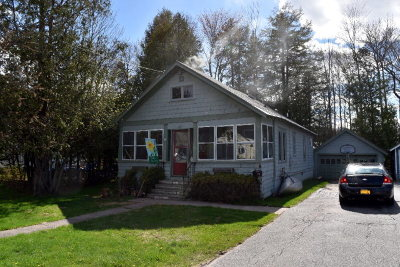 Saranac Lake NY Single Family Home For Sale: $109,000