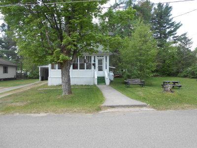 Elizabethtown, Jay, Keene, Keene Valley, Lake Placid, Saranac Lake, Westport, Wilmington, Loon Lake, Rainbow Lake, Tupper Lake Single Family Home For Sale: 5 Palmer Ave