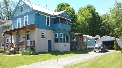 Malone Single Family Home For Sale: 5 State St