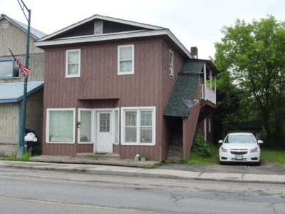 Tupper Lake NY Multi Family Home For Sale: $49,900