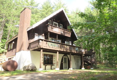 Elizabethtown, Jay, Keene, Keene Valley, Lake Placid, Saranac Lake, Westport, Wilmington, Loon Lake, Rainbow Lake, Tupper Lake Single Family Home For Sale: 47 Hochsteig Ln