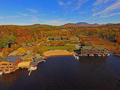 Lake Placid, Saranac Lake, Tupper Lake Condo/Townhouse For Sale: 31 Bayside Drive Heron Townhome # 1