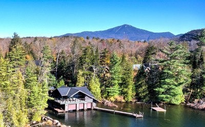 Lake Placid NY Single Family Home For Sale: $3,100,000