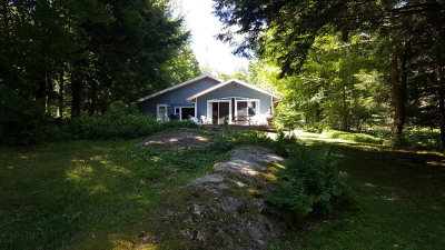 Colton, Cranberry Lake, South Colton, Wanakena Single Family Home For Sale: 135 Columbian Rd.