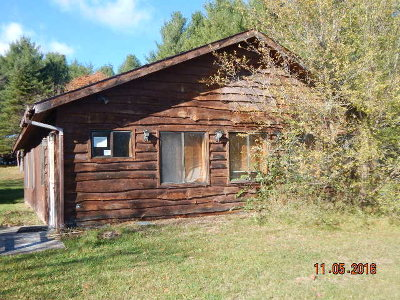 Elizabethtown, Jay, Keene, Keene Valley, Lake Placid, Saranac Lake, Westport, Wilmington, Loon Lake, Rainbow Lake, Tupper Lake Single Family Home For Sale: 13131 Nys Route 9n