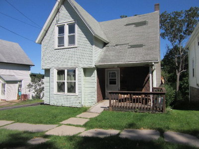 Malone Single Family Home For Sale: 40 Academy Street