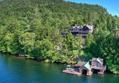 Lake Placid NY Single Family Home For Sale: $6,900,000