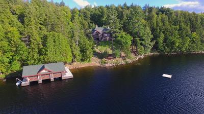 Lake Placid, Saranac Lake, Tupper Lake Single Family Home For Sale: 1267 State Route 30