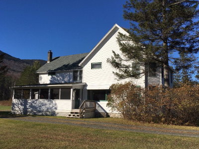 Keene Valley Single Family Home For Sale: 1959 Nys Route 73