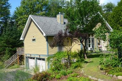Lake Placid Single Family Home For Sale: 17 Essex Street