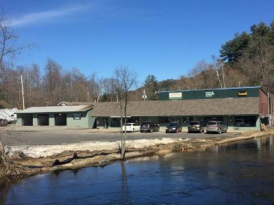 Ray Brook, Saranac Lake Commercial For Sale: 82 Woodruff St.