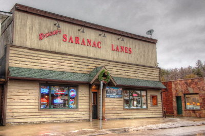 Ray Brook, Saranac Lake Commercial For Sale: 11 Bloomingdale Avenue