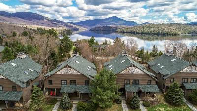 Lake Placid NY Condo/Townhouse For Sale: $1,025,000