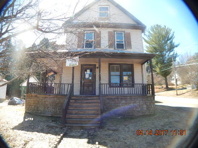 Multi Family Home For Sale: 276 Ampersand Ave