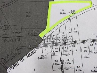 Franklin County Residential Lots & Land For Sale: State Road