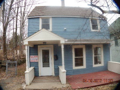 Saranac Lake NY Single Family Home For Sale: $49,900