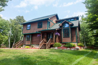 Saranac Lake NY Single Family Home For Sale: $460,000
