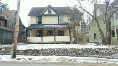 Saranac Lake NY Single Family Home For Sale: $174,500