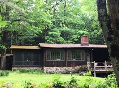 Keene Valley Single Family Home For Sale: 12 Evergreen Lane