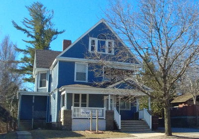 Malone NY Multi Family Home For Sale: $125,000