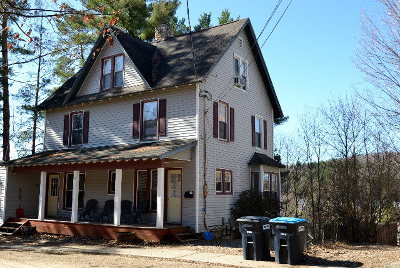Saranac Lake Single Family Home For Sale: 19 Front St