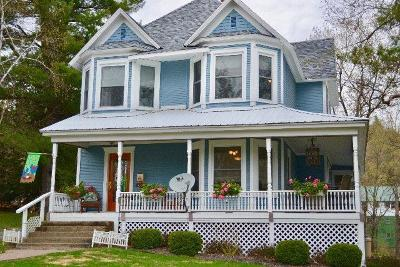Elizabethtown, Jay, Keene, Keene Valley, Lake Placid, Saranac Lake, Westport, Wilmington, Loon Lake, Rainbow Lake, Tupper Lake Single Family Home For Sale: 220 Broadway