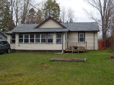 Lake Placid Single Family Home For Sale: 46 Johnson Ave.