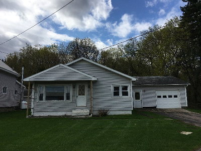 Franklin County Single Family Home For Sale: 122 Main Street